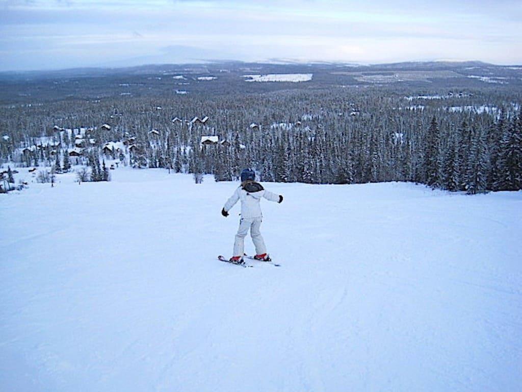 zweden ski
