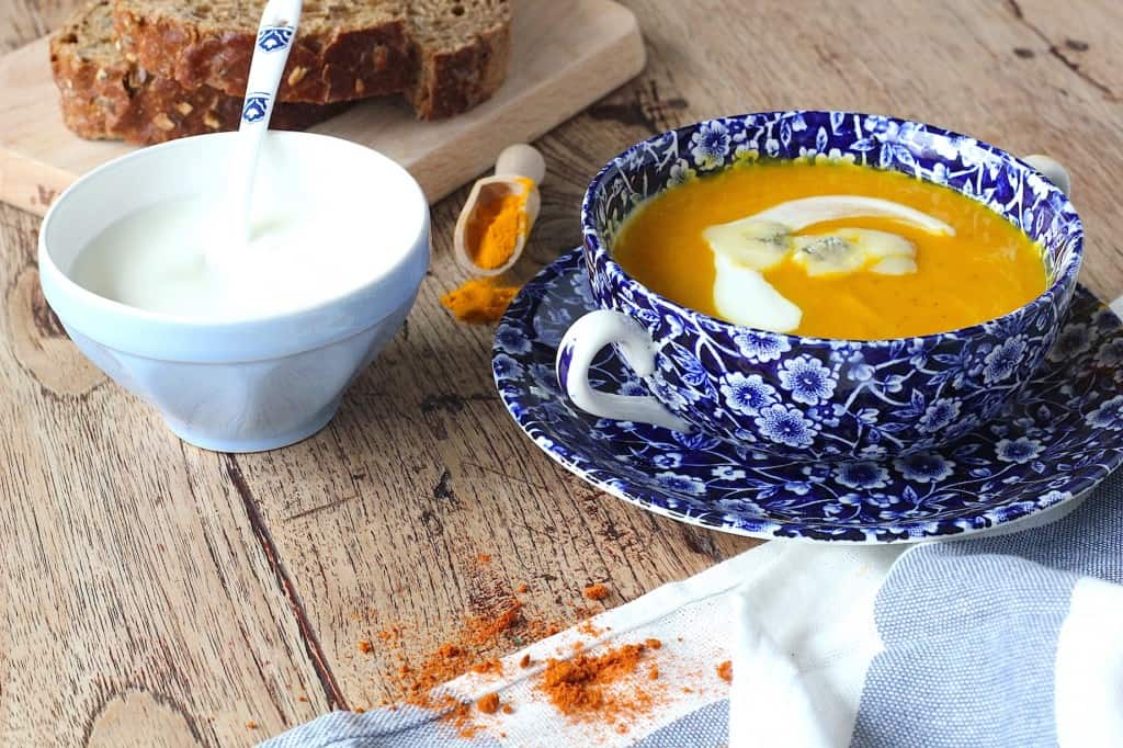 Flespompoen-wortel weekendsoepje | ENJOY! The Good Life