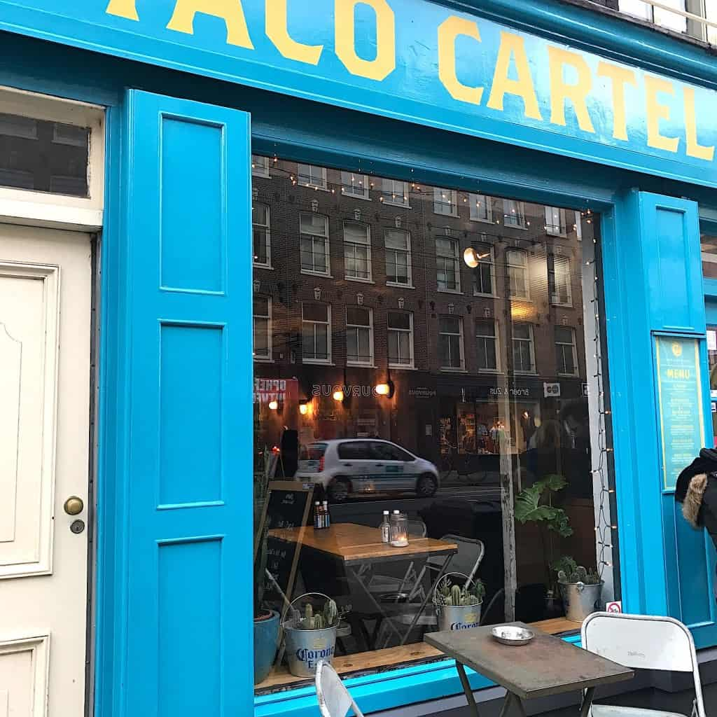 CHIAPAS TACO CARTEL, Amsterdam | ENJOY! The Good Life