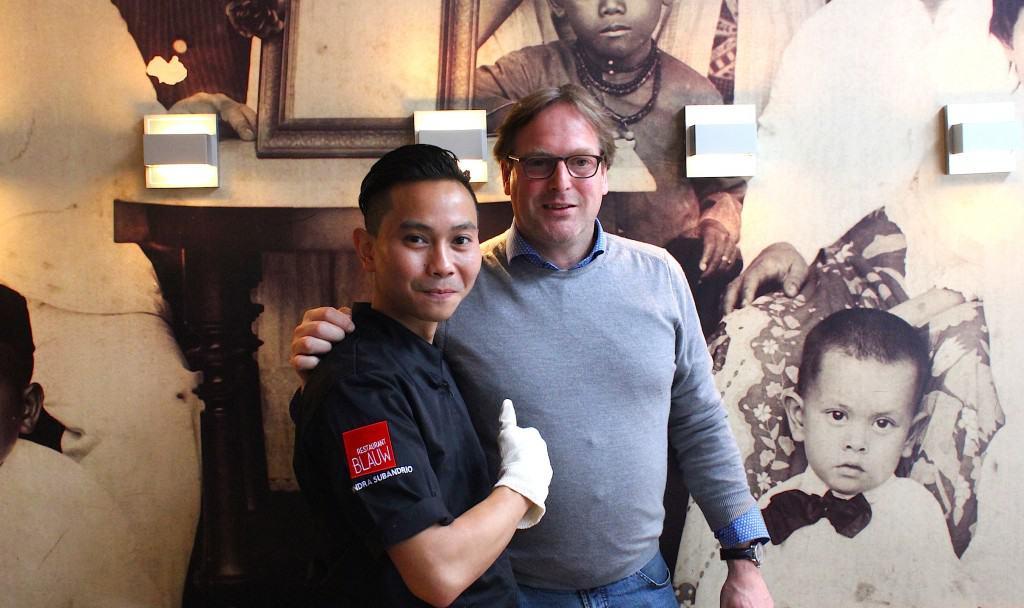 Indonesisch eten bij Blauw Amsterdam   ENJOY! The Good Life