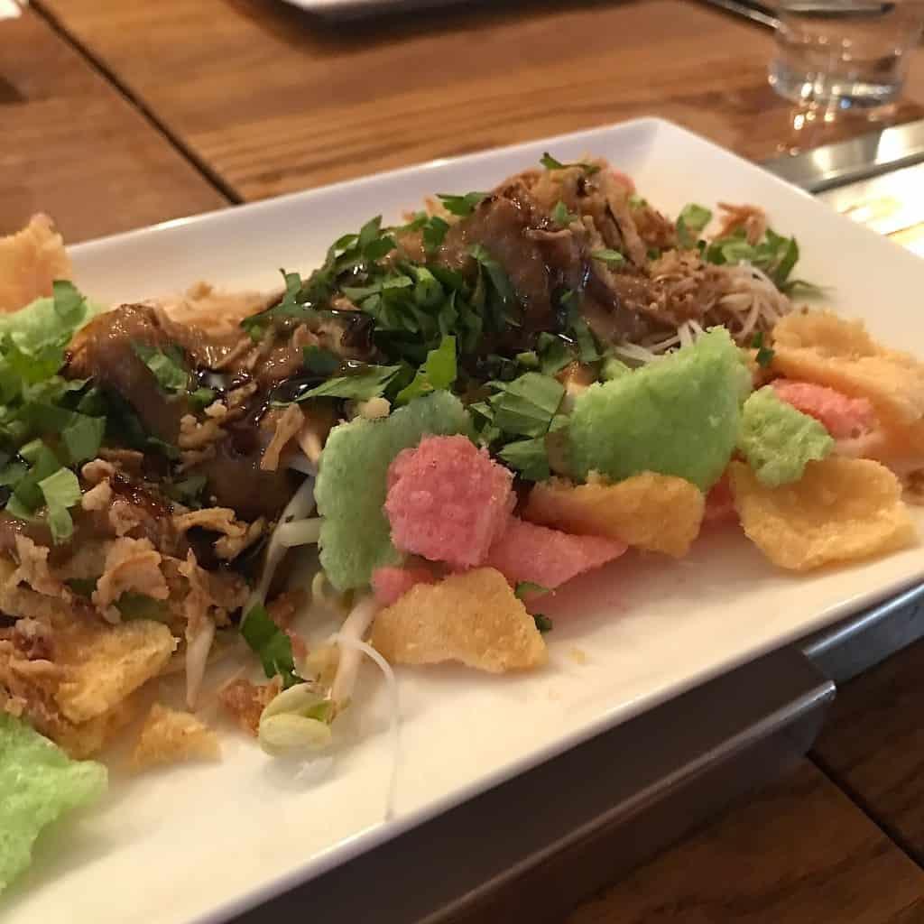 Indonesisch eten bij Blauw Amsterdam | ENJOY! The Good Life