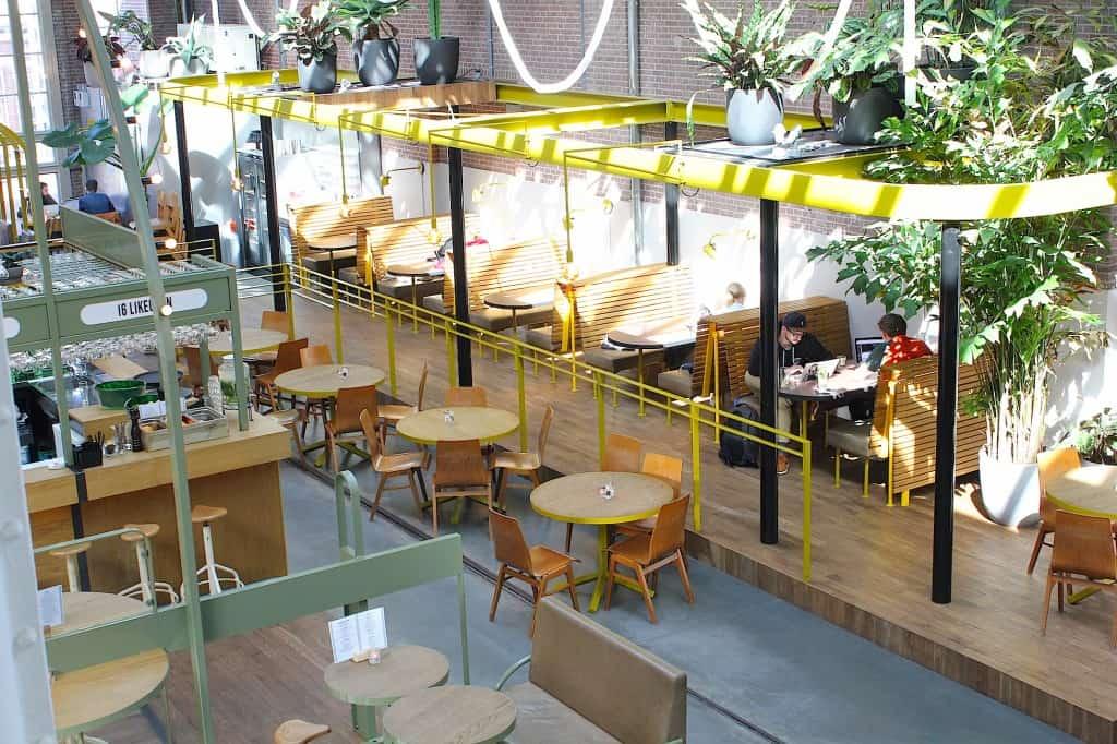 Eten, drinken en werken in De Kanarieclub | ENJOY! The Good Life