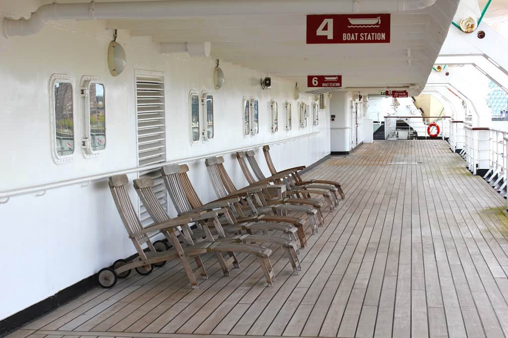 ALL ABOARD!! - SS ROTTERDAM   ENJOY! The Good Life