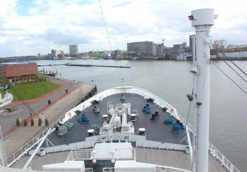 ALL ABOARD!! - SS ROTTERDAM | ENJOY! The Good Life