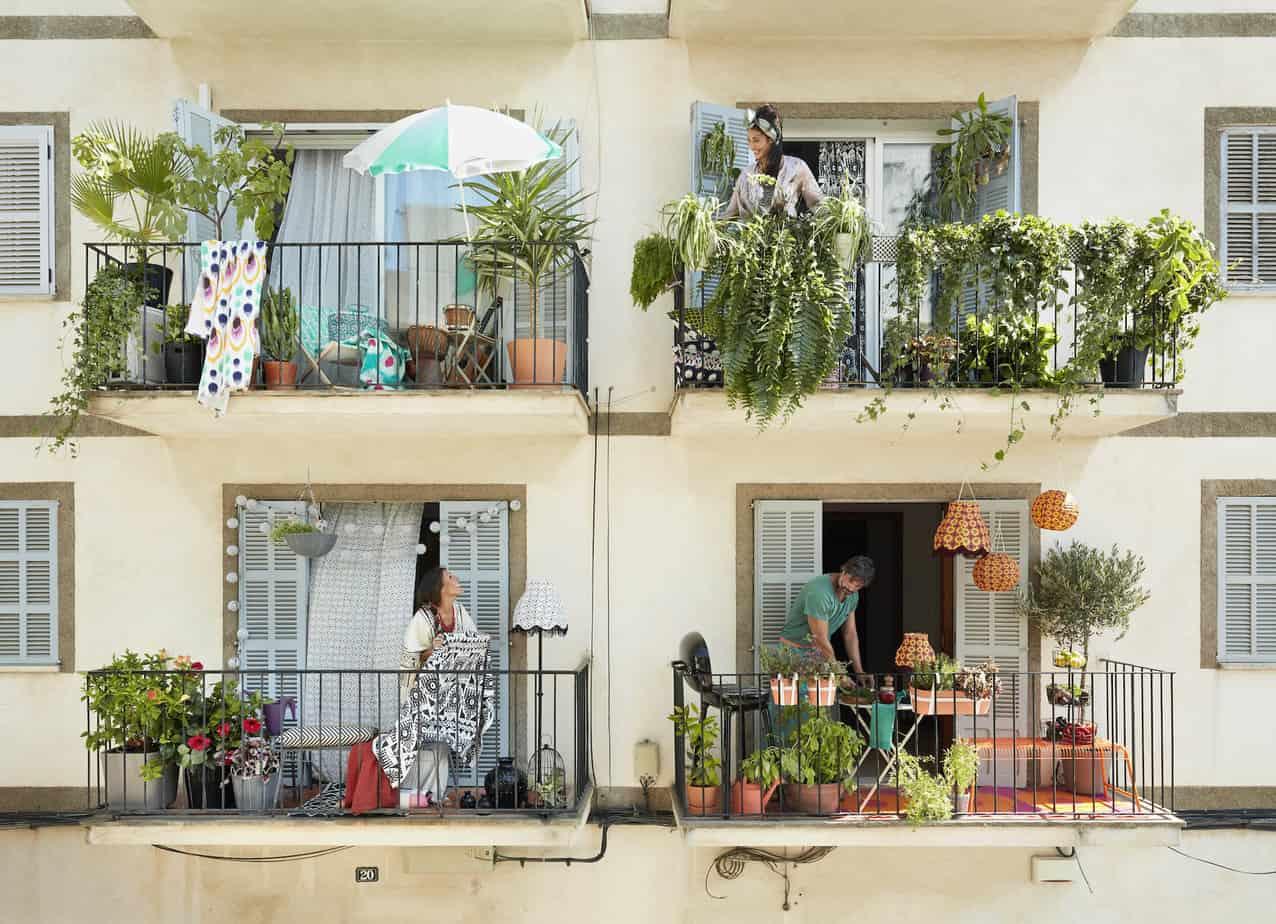 Dakterras Of Balkon : Zomerse balkon en dakterras trends enjoy the good life