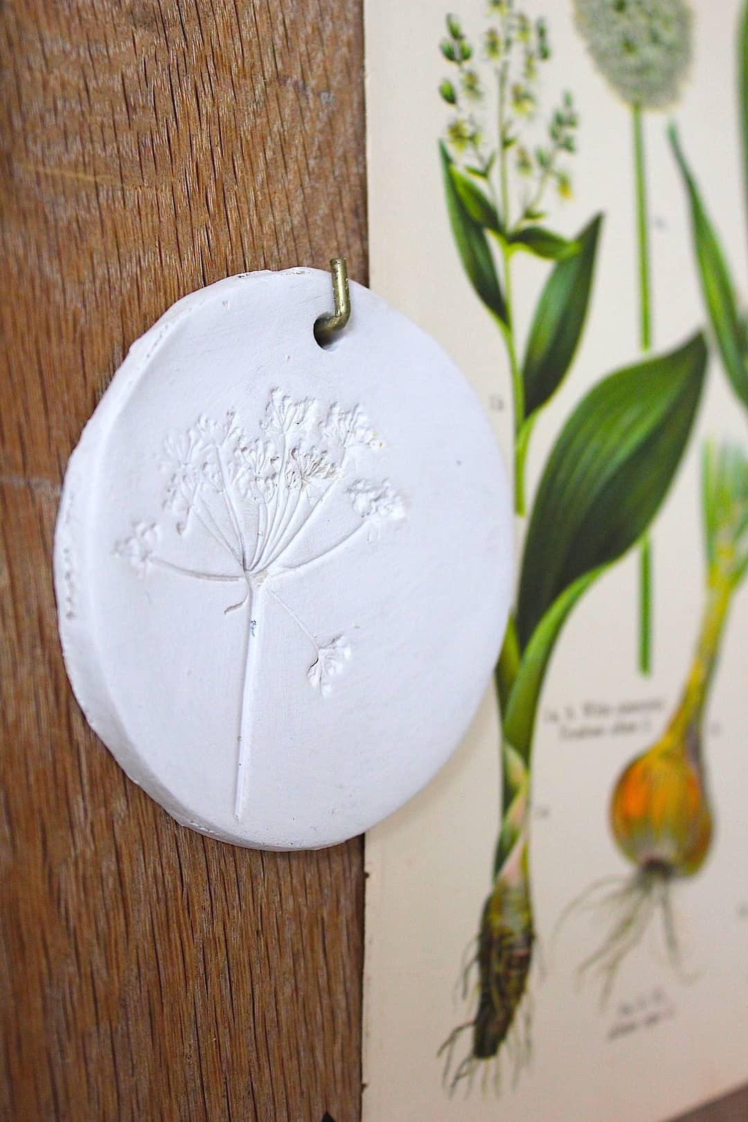 DIY: Botanische wandbordjes | ENJOY! The Good Life