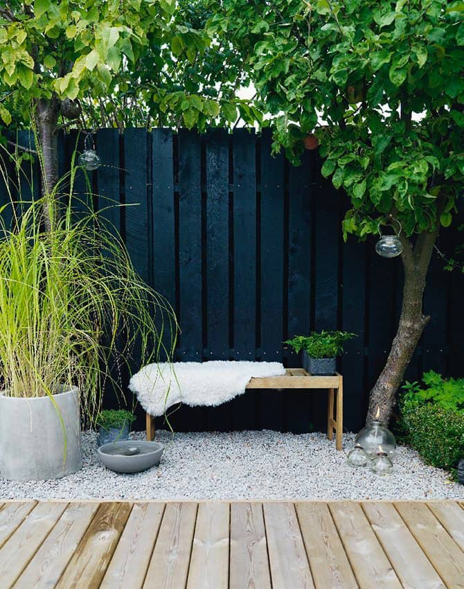 ZWART IN DE TUIN? | ENJOY! The Good Life