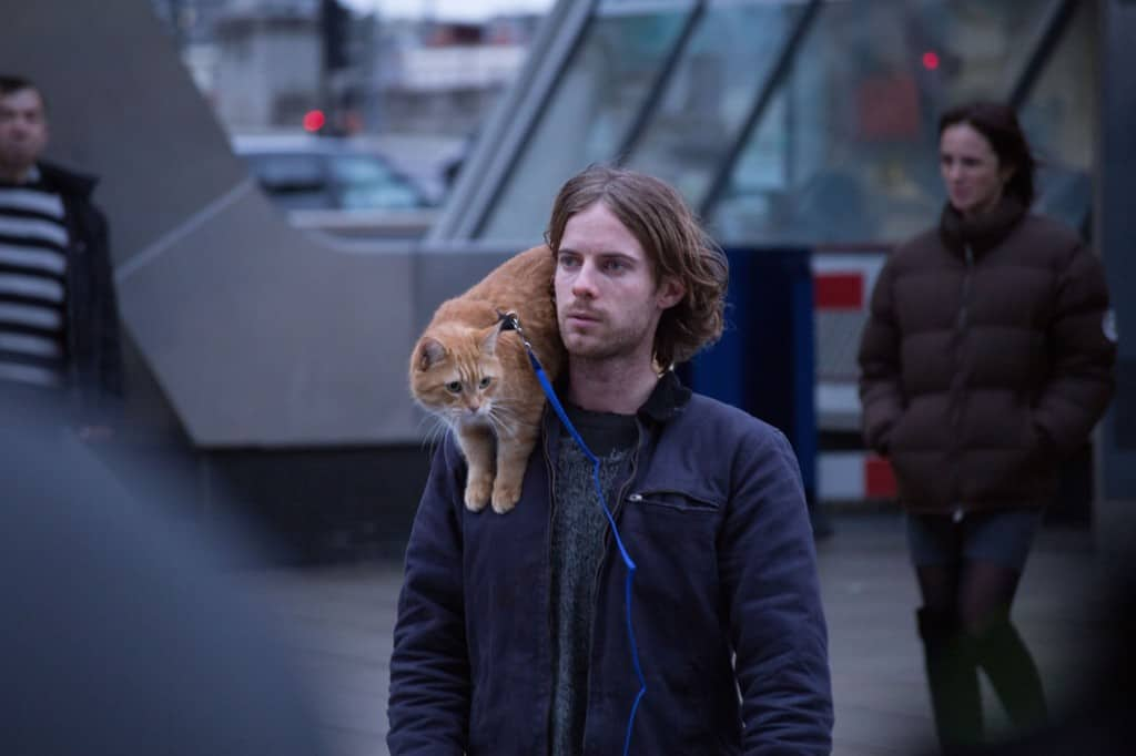 FILMTIP: A STREET CAT NAMED BOB   ENJOY! The Good Life