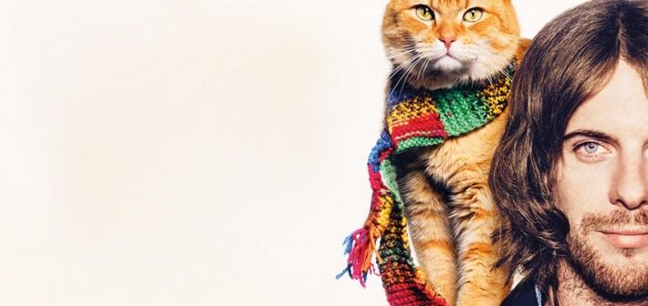 FILMTIP: A STREET CAT NAMED BOB