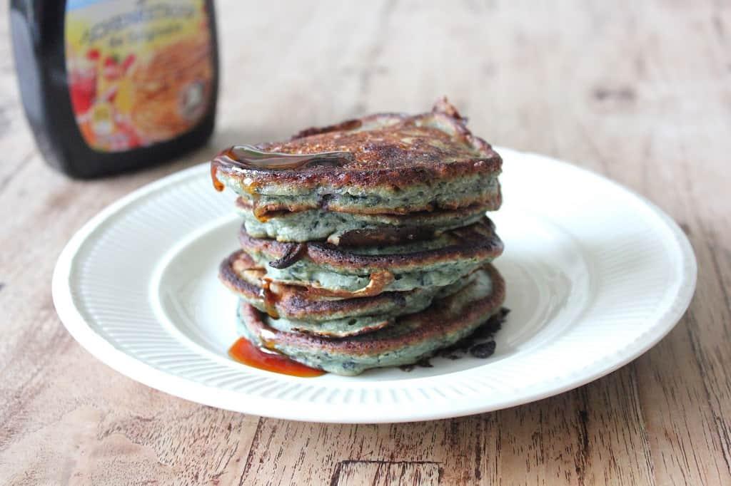 Blueberry pancakes | ENJOY! The Good Life