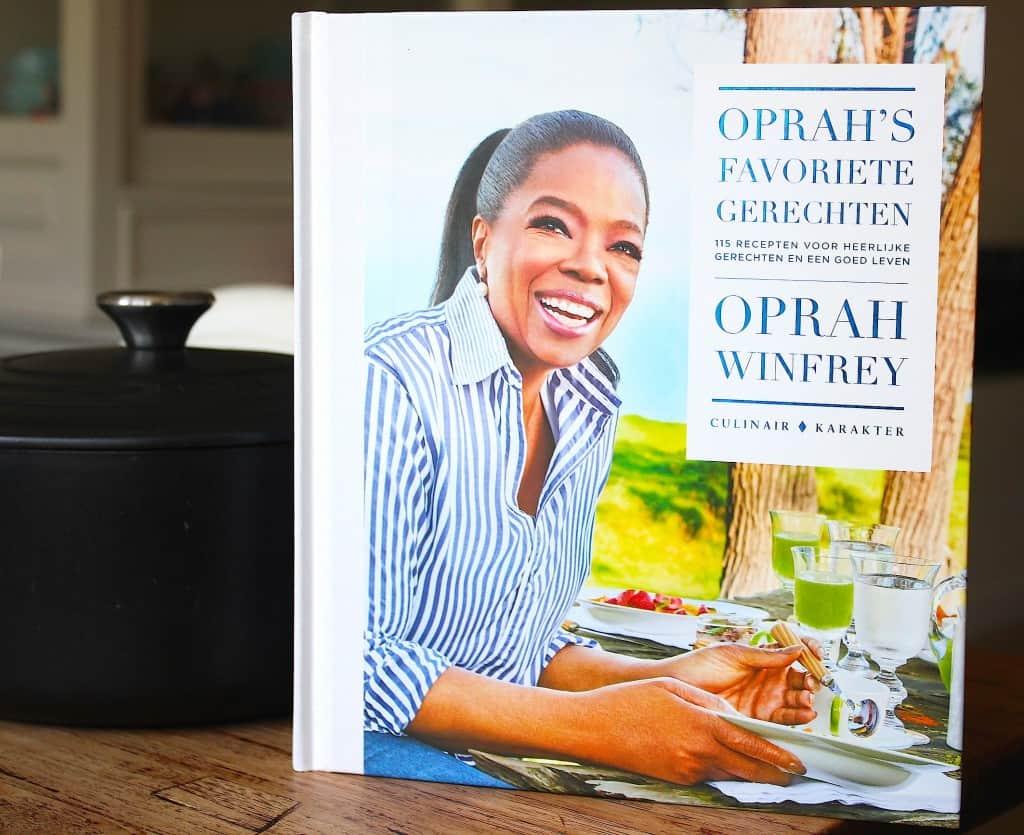 KOKEN MET OPRAH WINFREY | ENJOY! The Good Life