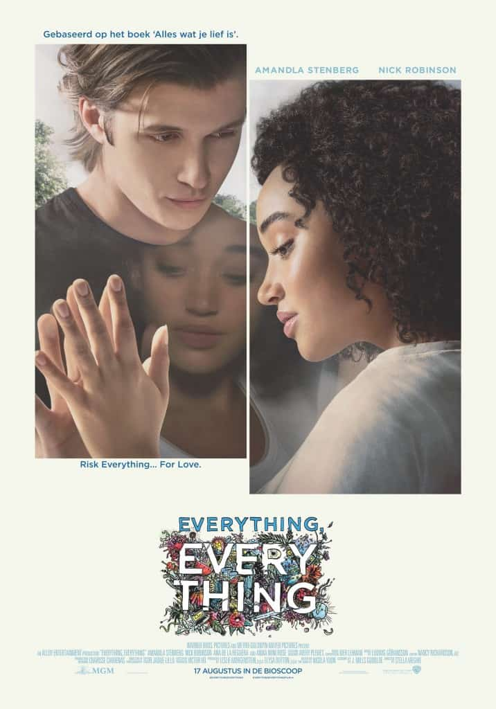 FILMREVIEW: EVERYTHING, EVERYTHING | ENJOY! The Good Life
