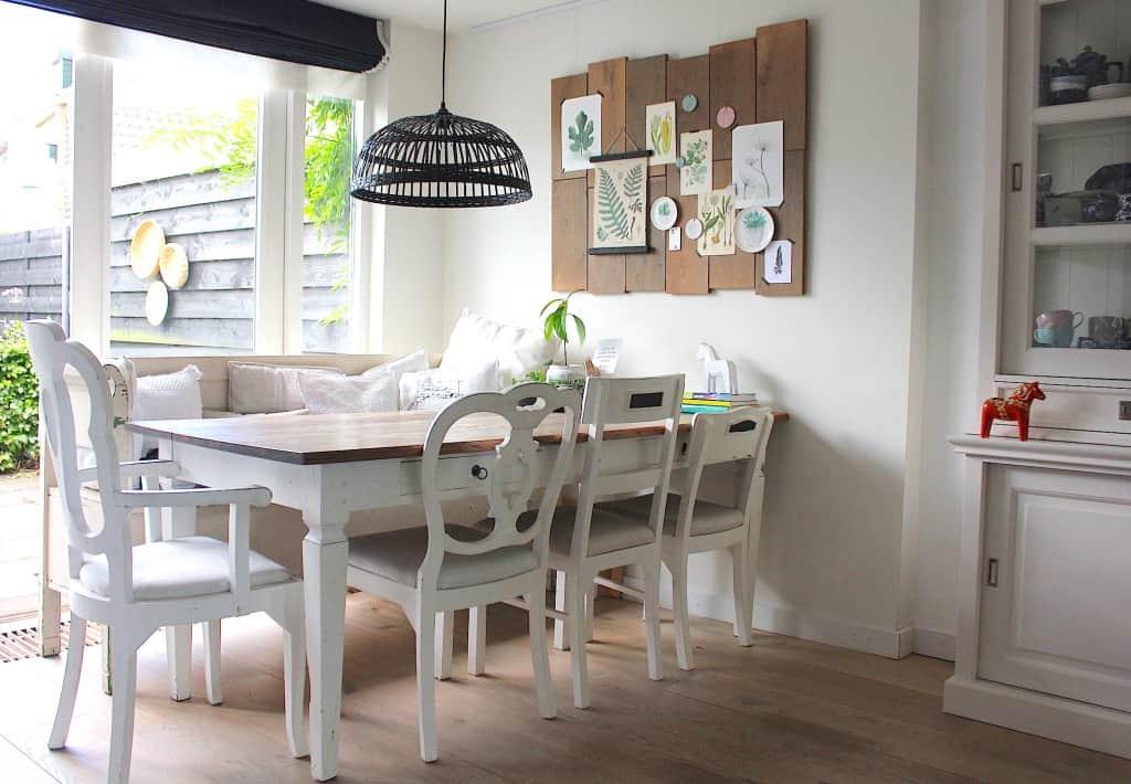 DIY: Botanisch wandbord | ENJOY! The Good Life