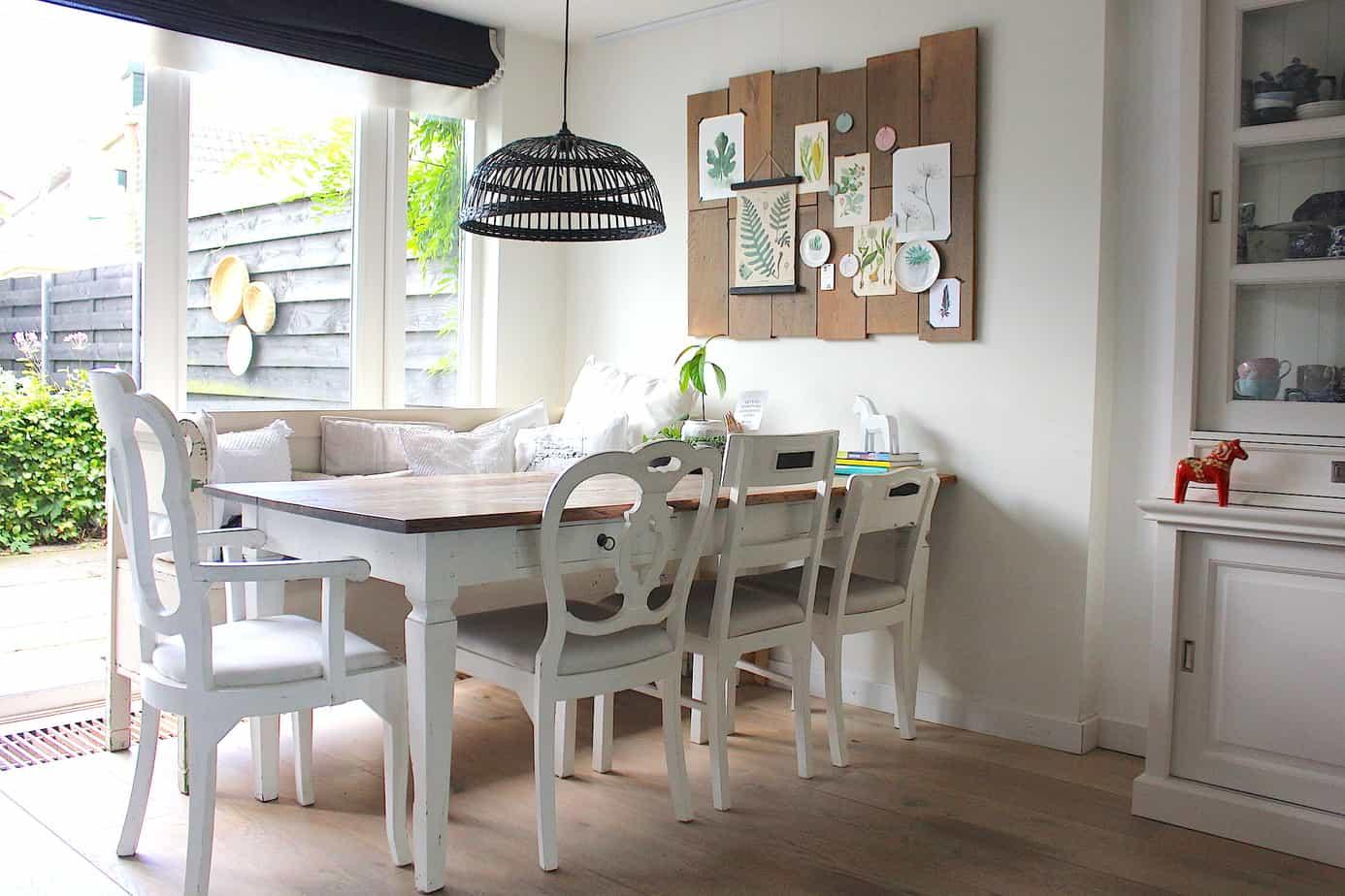 Diy Planken Inrichten : Diy botanisch wandbord enjoy the good life