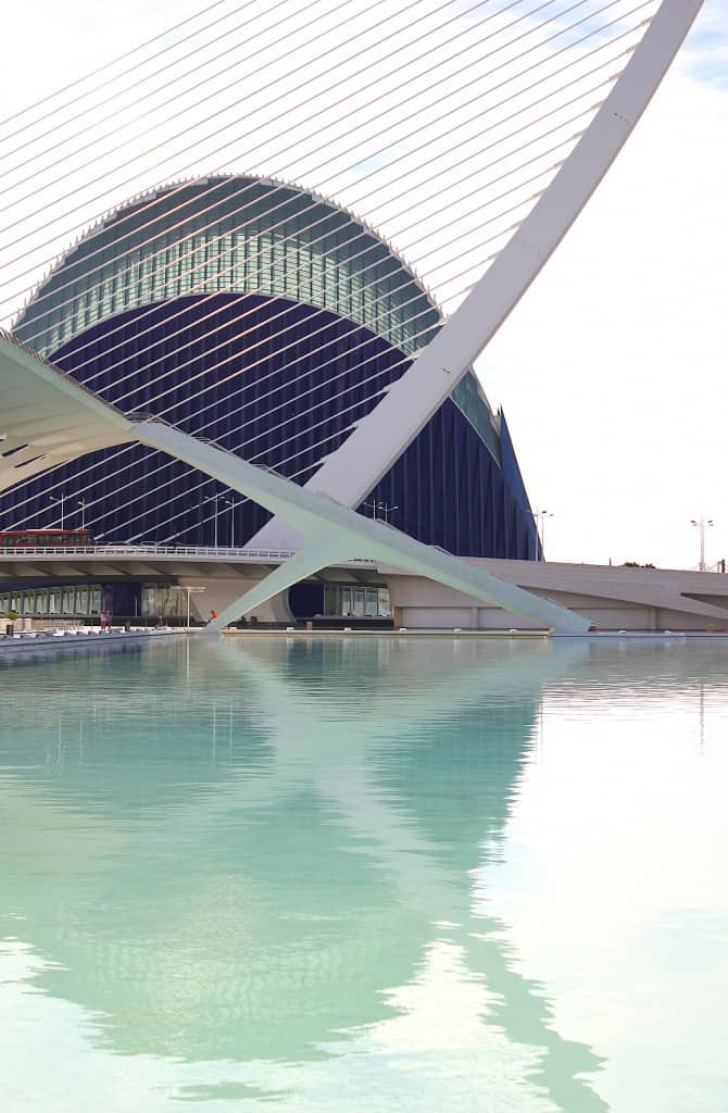 STAD DER KUNST EN WETENSCHAPPEN, VALENCIA | ENJOY! The Good Life