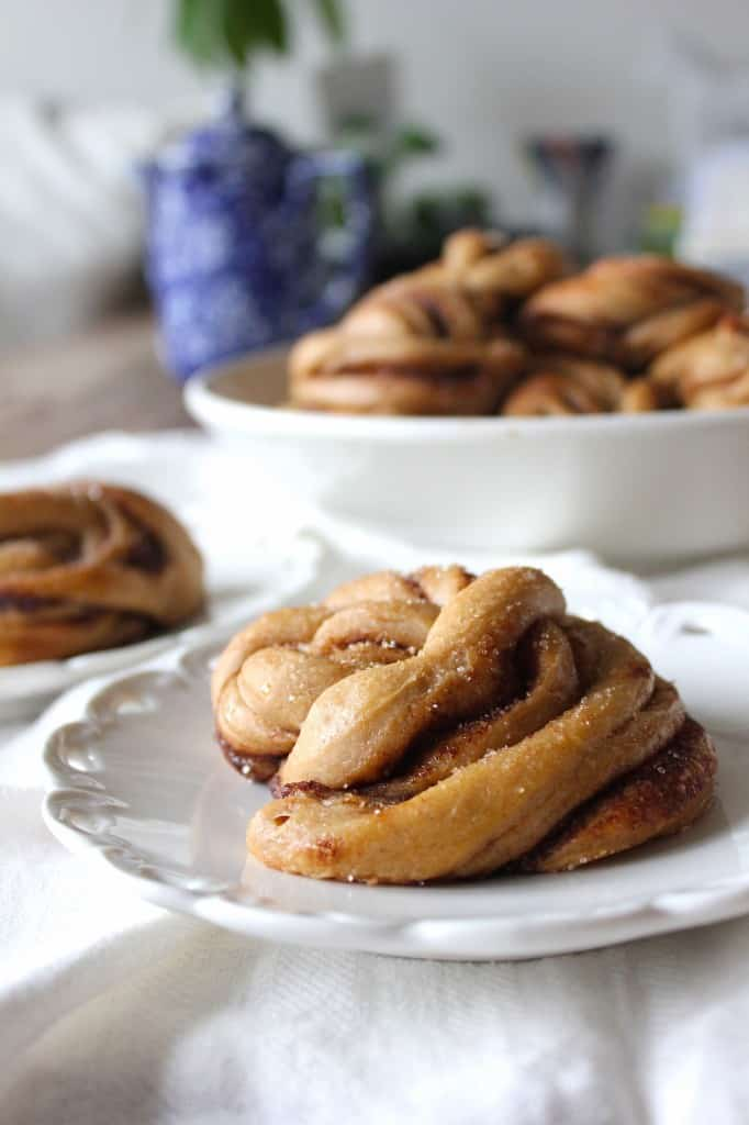 Kanelbullar - Zweedse kaneelbroodjes | ENJOY! The Good Life