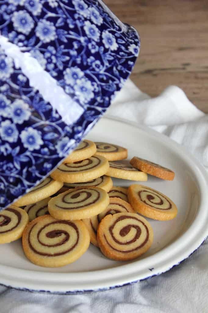 Nutella spiraal koekjes | ENJOY! The Good Life