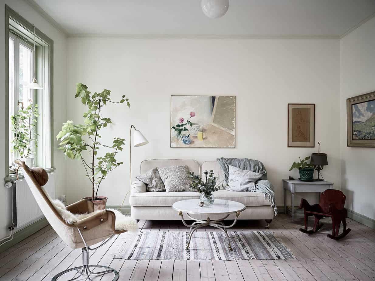 Gezellige Zweedse Woonkamer : Binnenkijken in een zweeds appartement enjoy! the good life