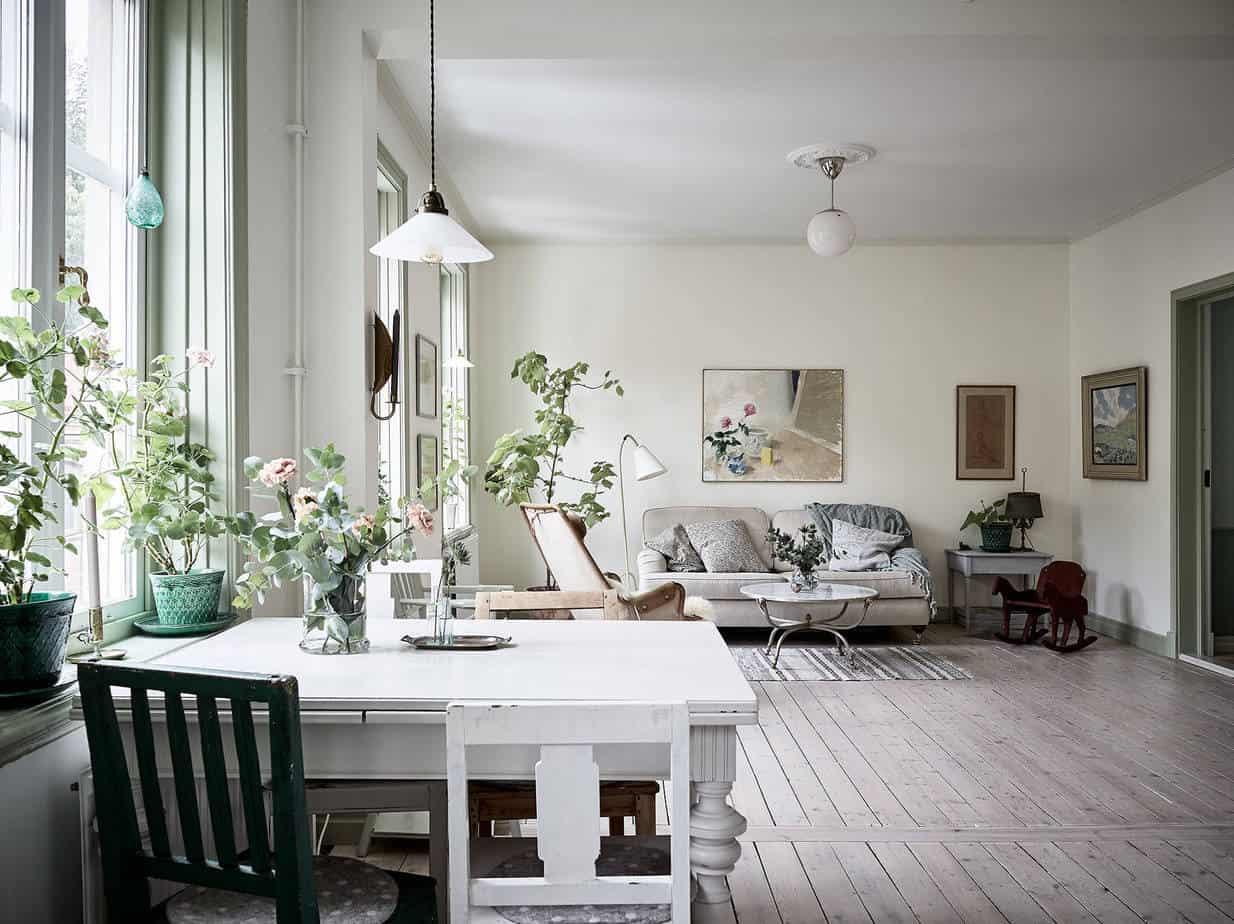 Keuken Zweeds Design : Binnenkijken in een zweeds appartement enjoy the good life