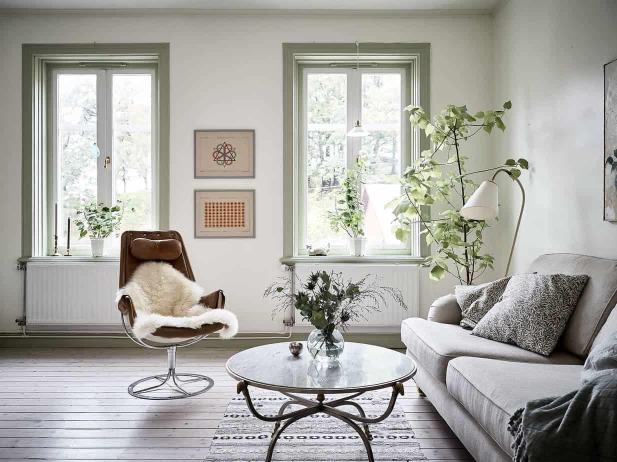 Zweeds Interieur Design.Binnenkijken In Een Zweeds Appartement Enjoy The Good Life