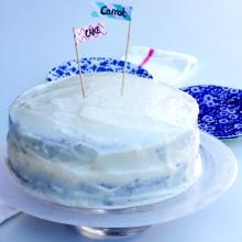 BEST CARROT CAKE EVER