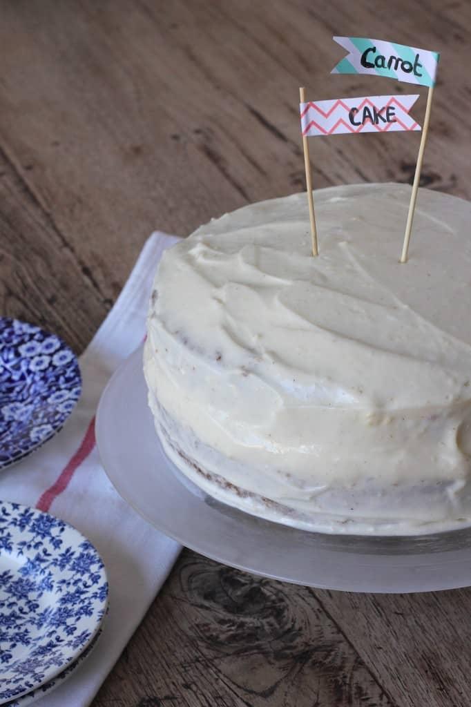 BEST CARROT CAKE EVER | ENJOY! The Good Life