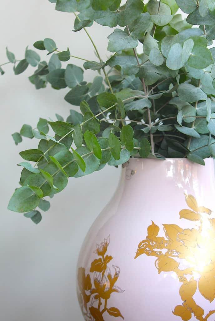 Interieur trend: Eucalyptus | ENJOY! The Good Life