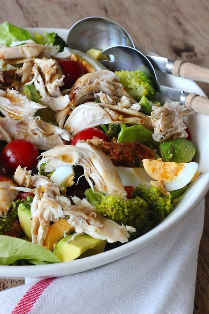 Een Kiplekkere salade | ENJOY! The Good Life