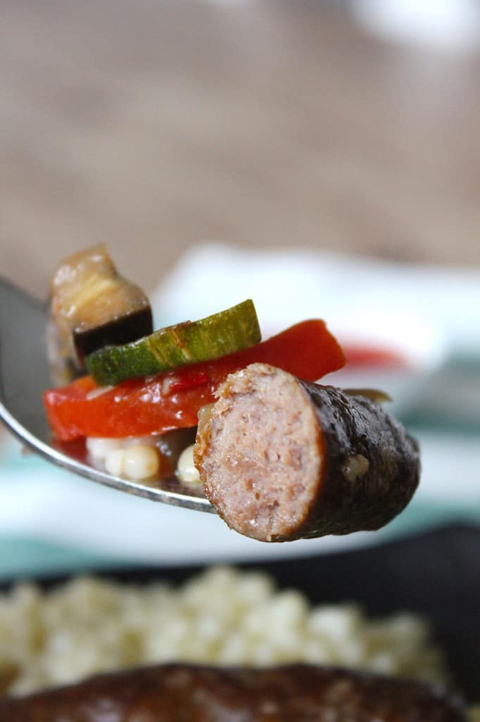 Ratatouille met parelcouscous | ENJOY! The Good Life