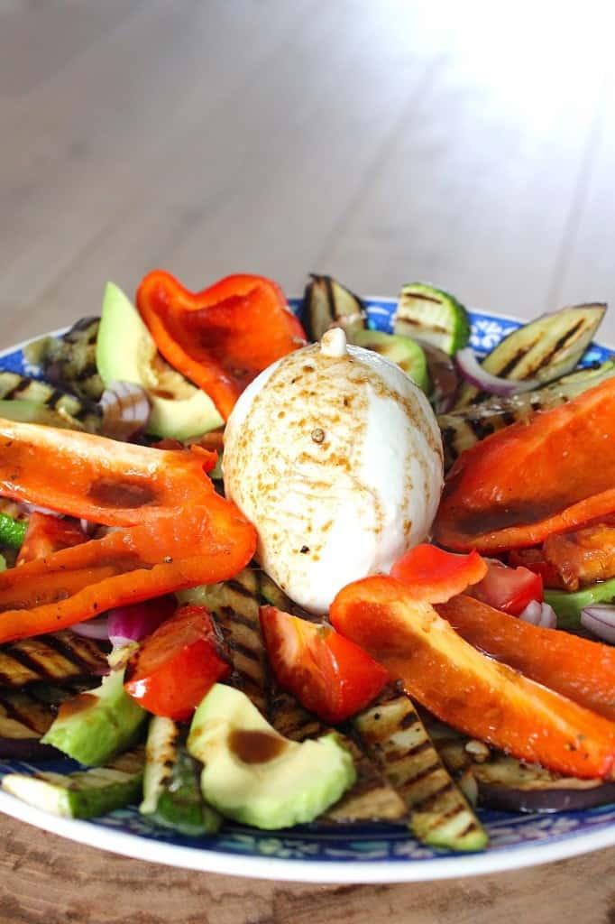 Gegrilde groenten uit de oven   ENJOY! The Good Life