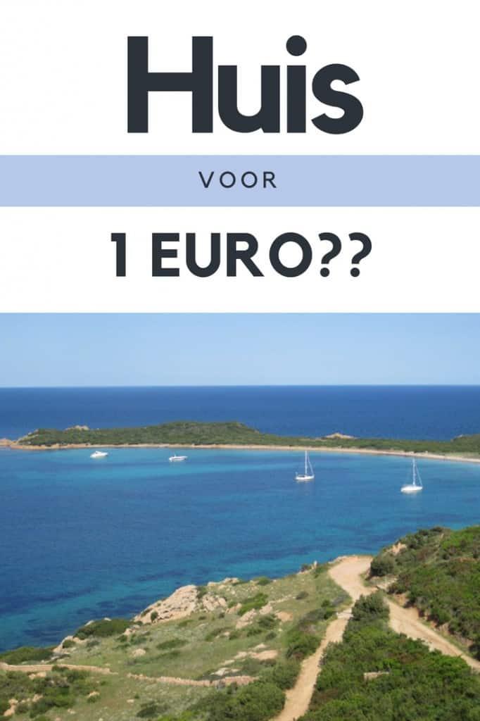 Een huis voor 1 euro | ENJOY! The Good Life