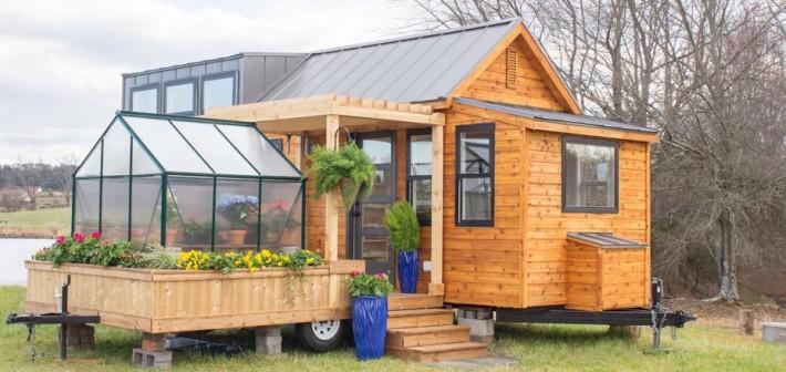 Een bijzonder Tiny House
