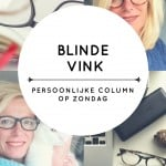 blinde vink | ENJOY! The Good Life
