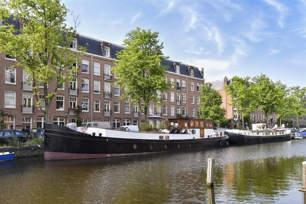 BIJZONDER WONEN: Op een woonschip in Amsterdam | ENJOY! The Good Life