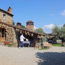 Een dagje bij Fattoria la Vialla in Toscane