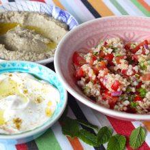 Lekkers uit de Syrische keuken