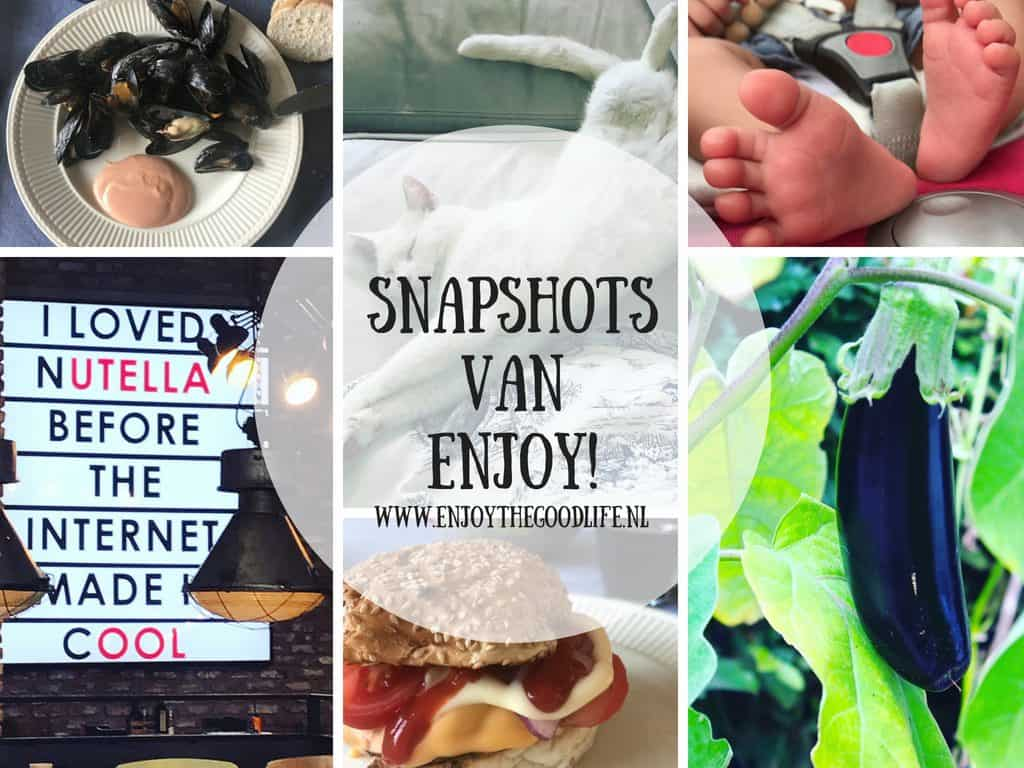 SNAPSHOTS WEEK 31/2018 | ENJOY! The Good Life