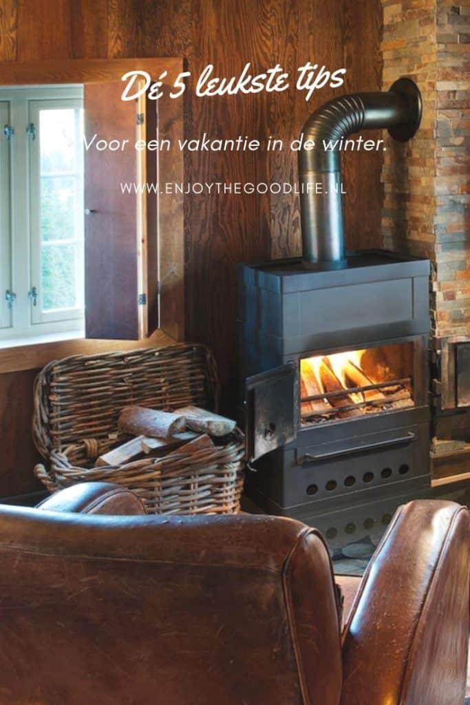 voor een vakantie in de winter | ENJOY! The Good Life