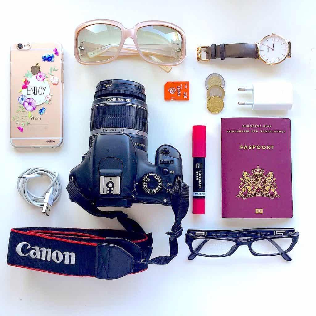 Vakantie checklist voor vliegvakantie binnen Europa | ENJOY! The Good Life