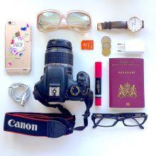 Vakantie checklist voor vliegvakantie binnen Europa