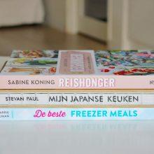 ENJOY! BOOKS: Kookboekenweek + Winactie