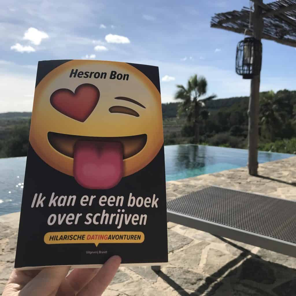 ENJOY! BOOKS: Een boek vol hilarische datingavonturen. | ENJOY! The Good Life