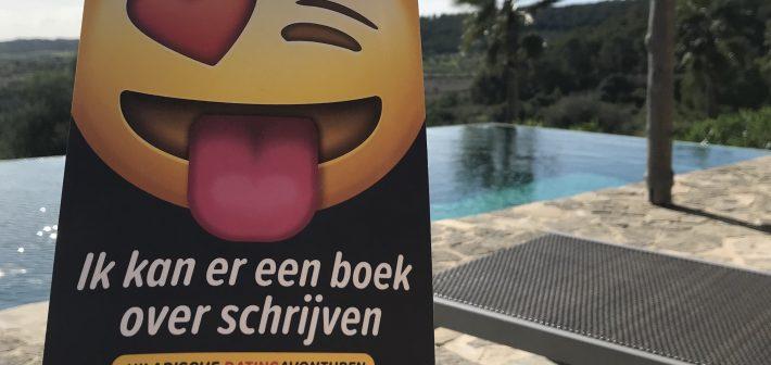 ENJOY! BOOKS: Een boek vol hilarische datingavonturen.