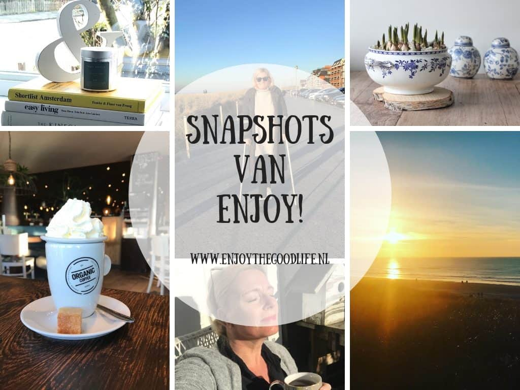 SNAPSHOTS WEEK 03/2019 | ENJOY! The Good Life