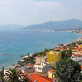 BORGIO VEREZZI, aan de Italiaanse Riviera
