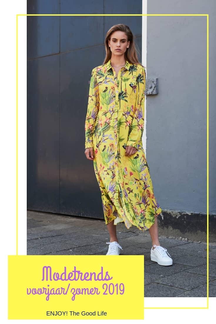 Fabulous Modetrends voor voorjaar en zomer 2019 - ENJOY! The Good Life #SI07