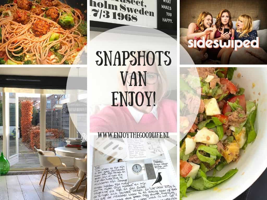SNAPSHOTS WEEK 7/2019 | ENJOY! The Good Life