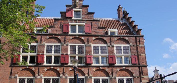 Mooie plekjes aan de Oudezijds in Amsterdam