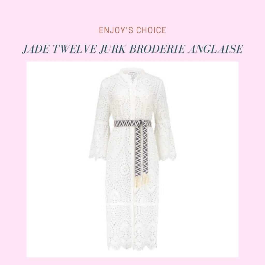 Broderie Anglaise | ENJOY! The Good Life