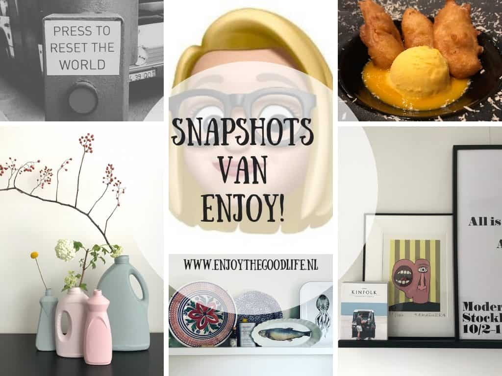 SNAPSHOTS WEEK 12/2019 | ENJOY! The Good Life